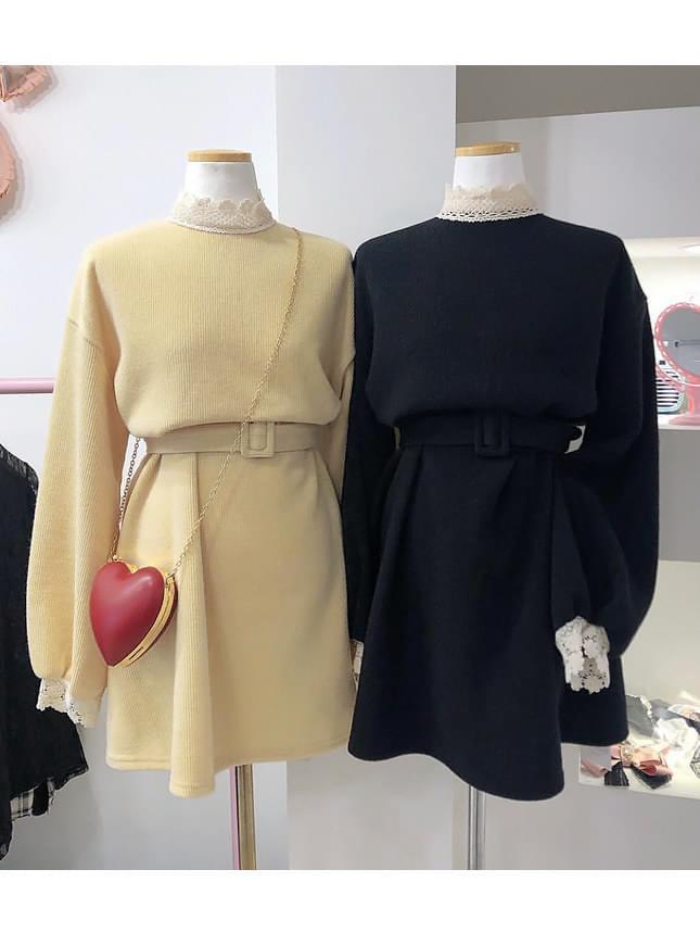 Store _ Golgi Belt Dress