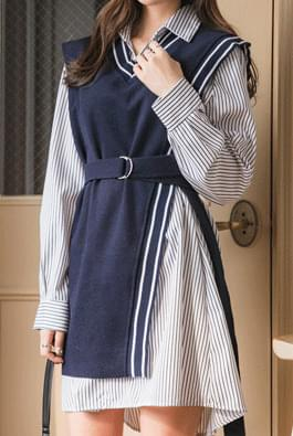 Cotton vest set
