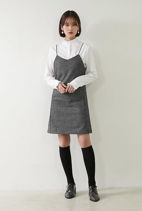 SOKON strap dress