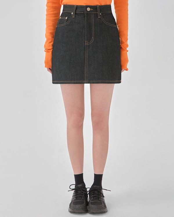 sell denim mini skirt