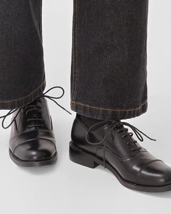 sharp basic oxford loafer (230-250)