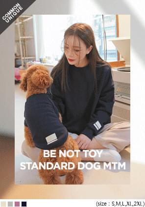 BE NOT TOY STANDARD DOG MTM