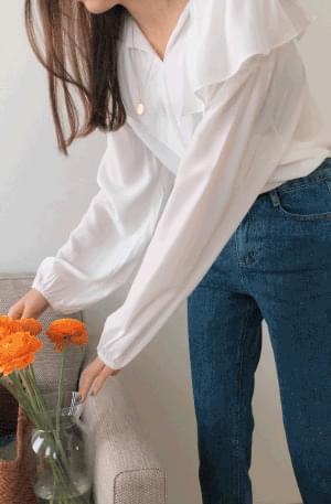 Charan Karla blouse