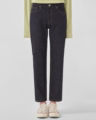 flow straight pants (s, m)