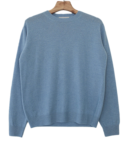 High quality wool 100 knit