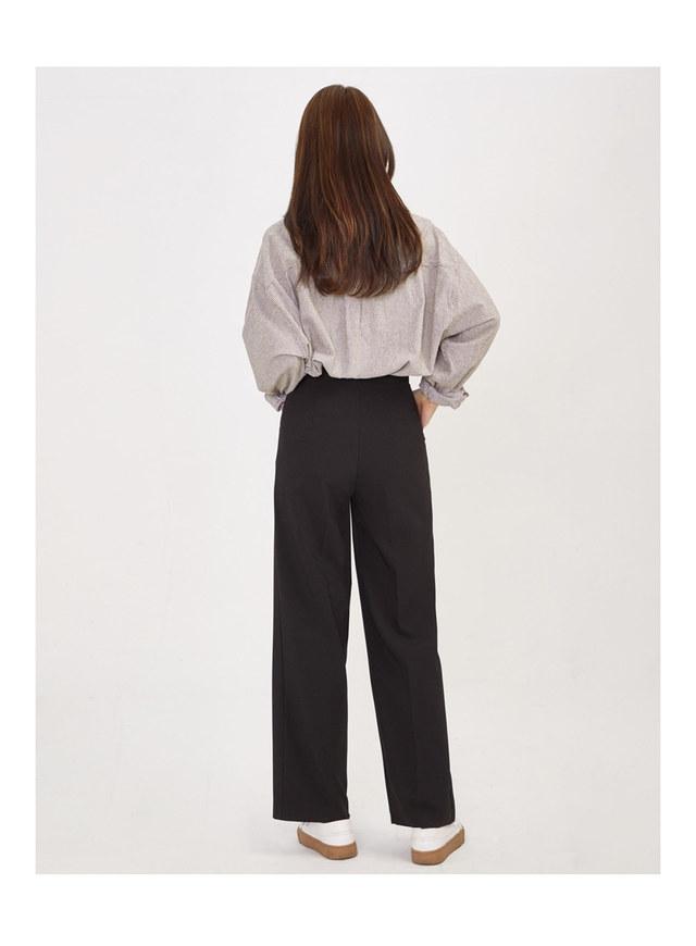 winner wide slacks (s, m)