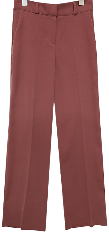 LEO HIGH WAIST LONG SLACKS
