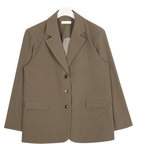 chloe over fit jacket
