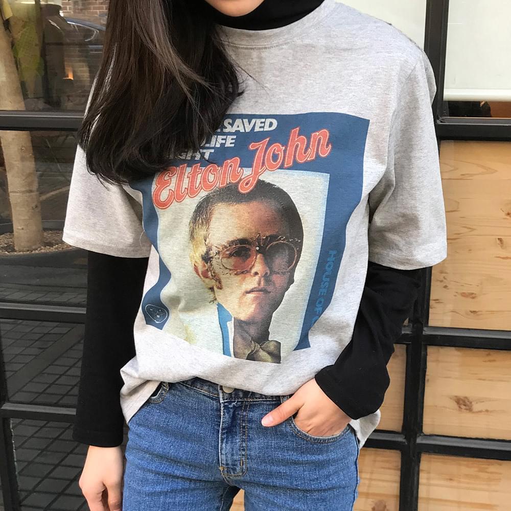 Elton t-shirts