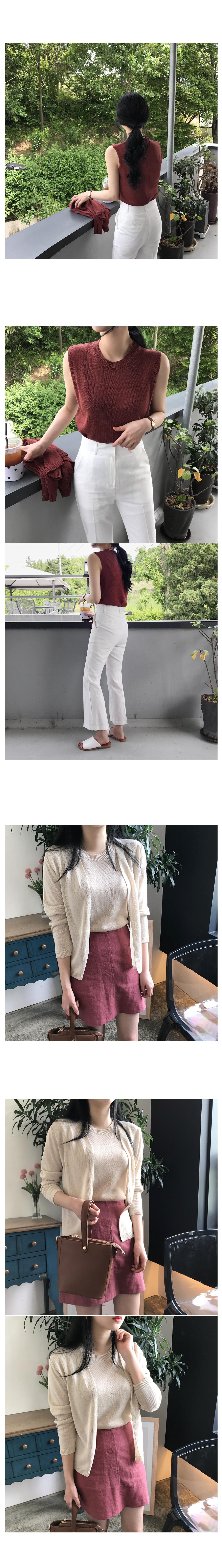 Epinasy cardigan set