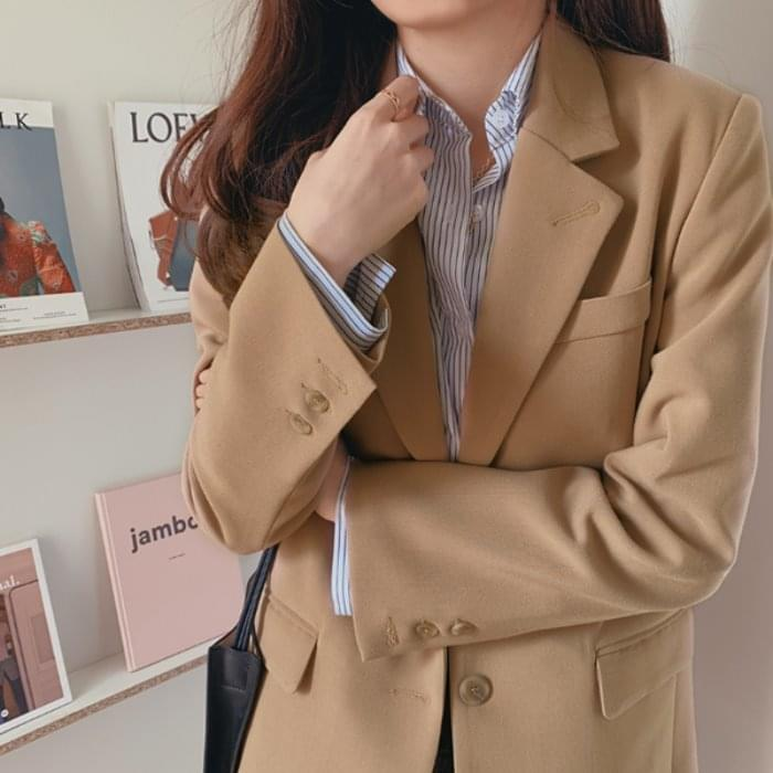 Rayon single jacket
