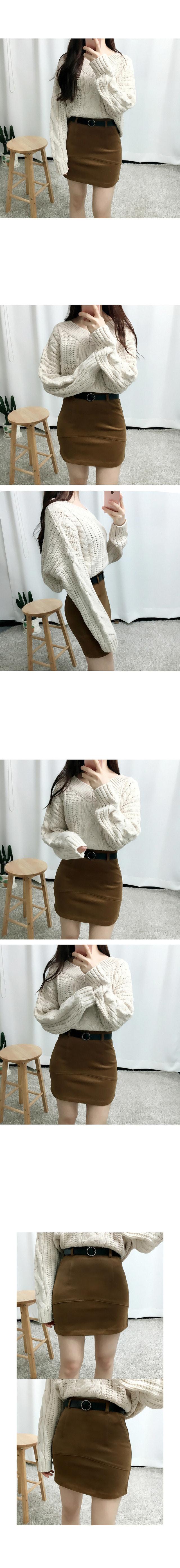 Order rumble ❤ ️ V knit jacket