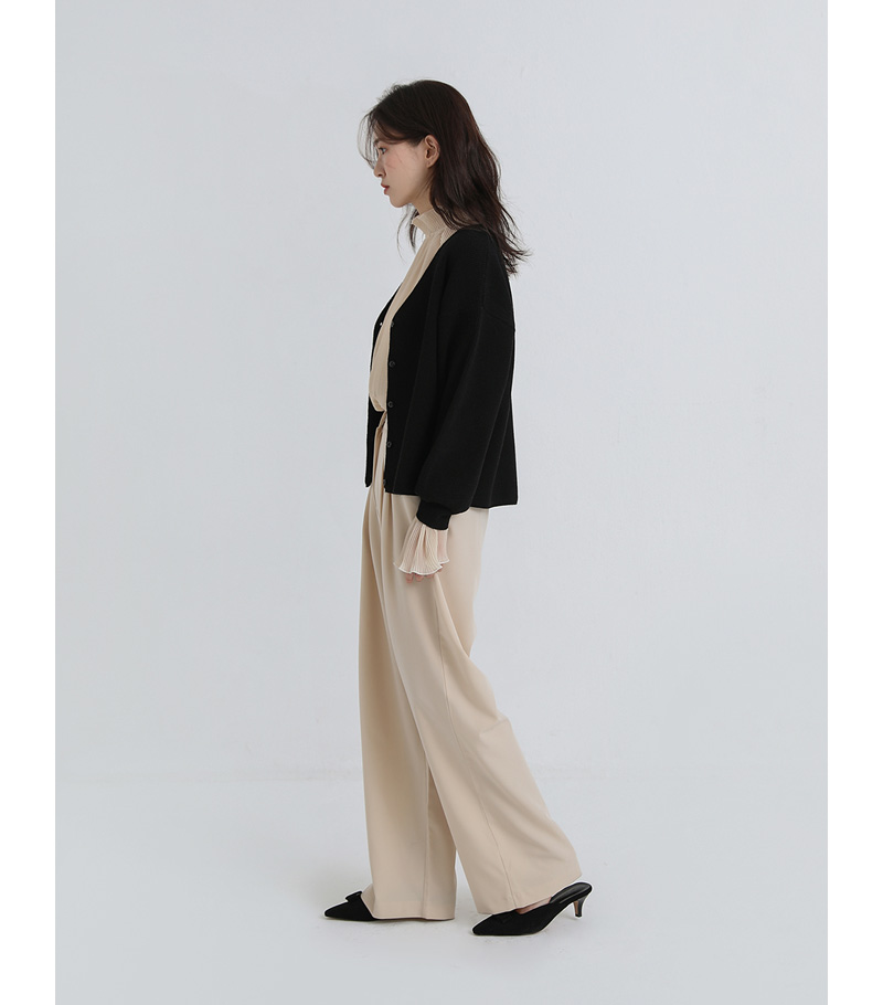 trendy banding slacks