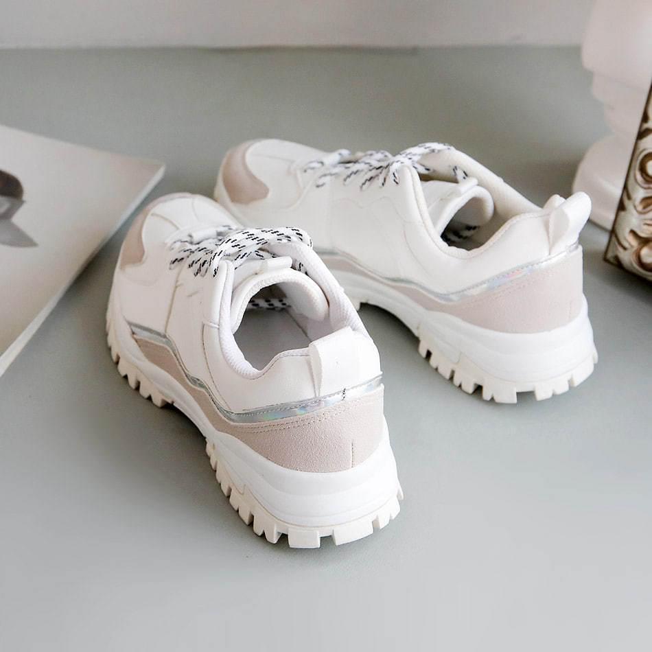 Macoron sneakers 4cm