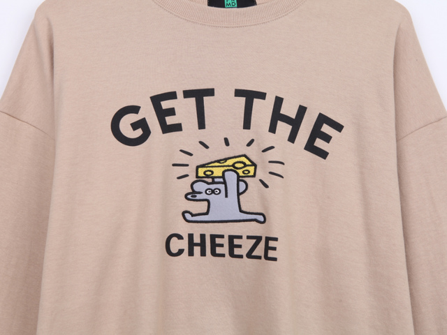 Cheese Mouse MTM