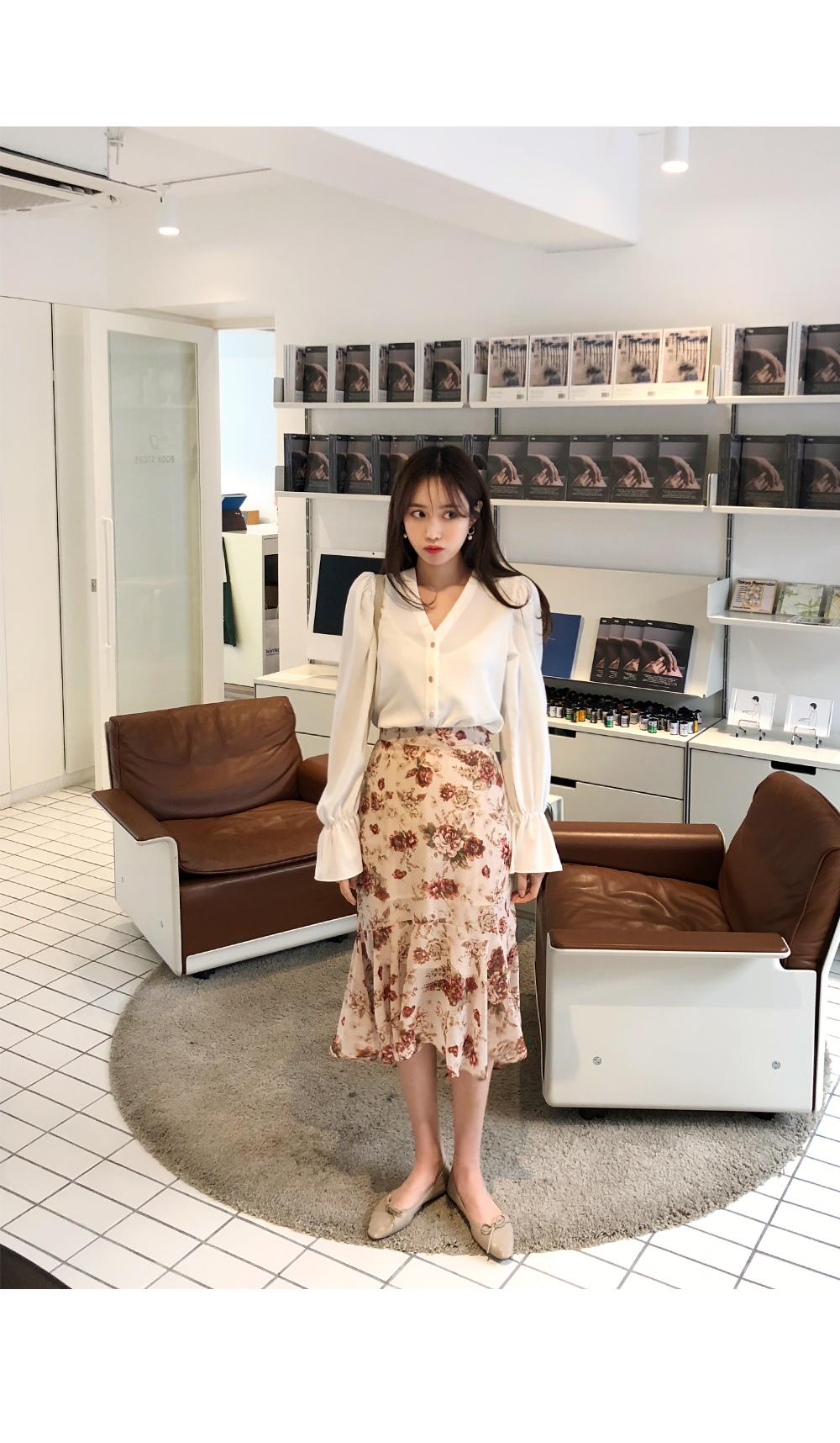 Rubin Rose skirt