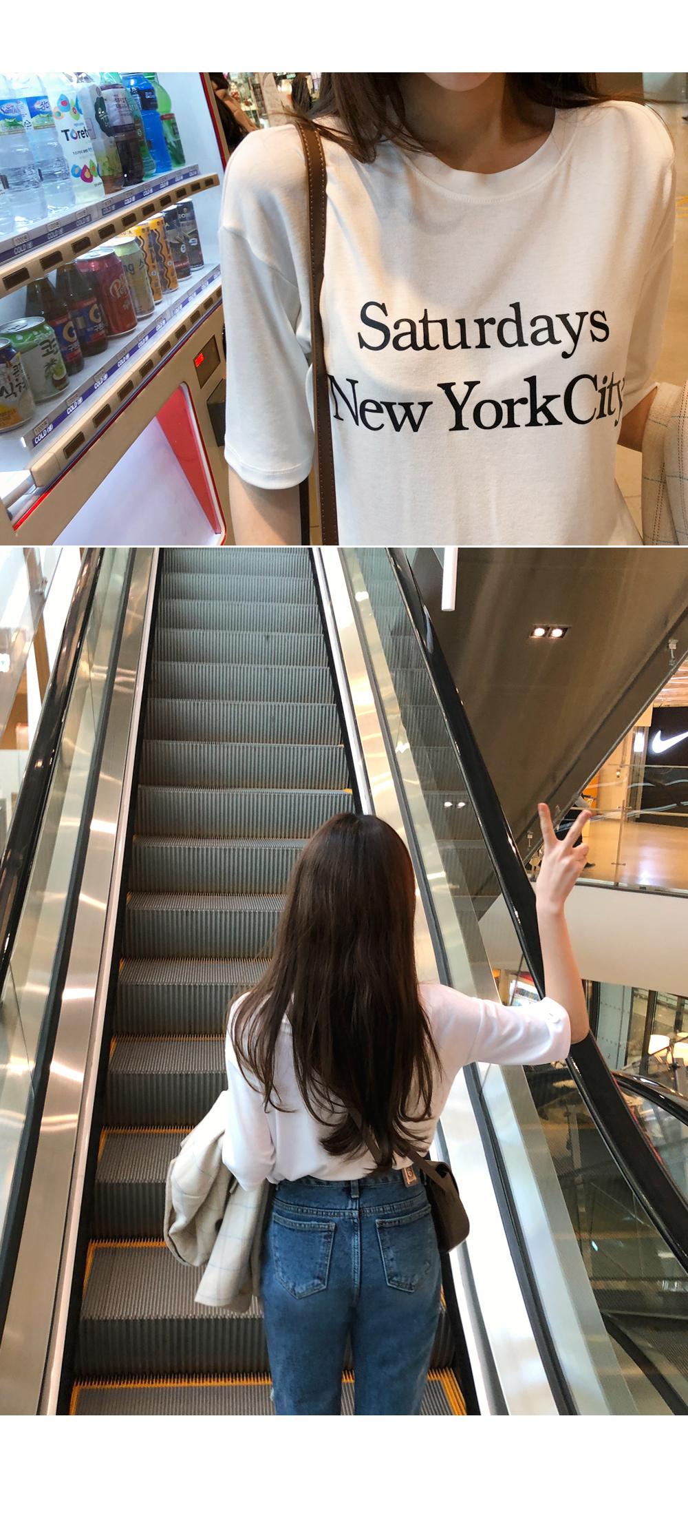 Charlotte New York Tee