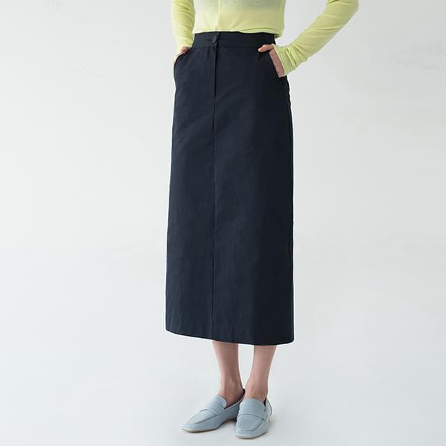 unique mood easy long skirt