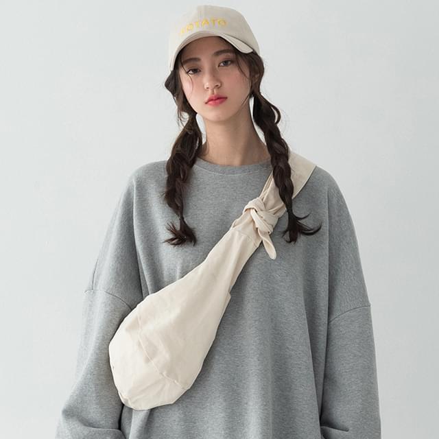 half moon cross bag