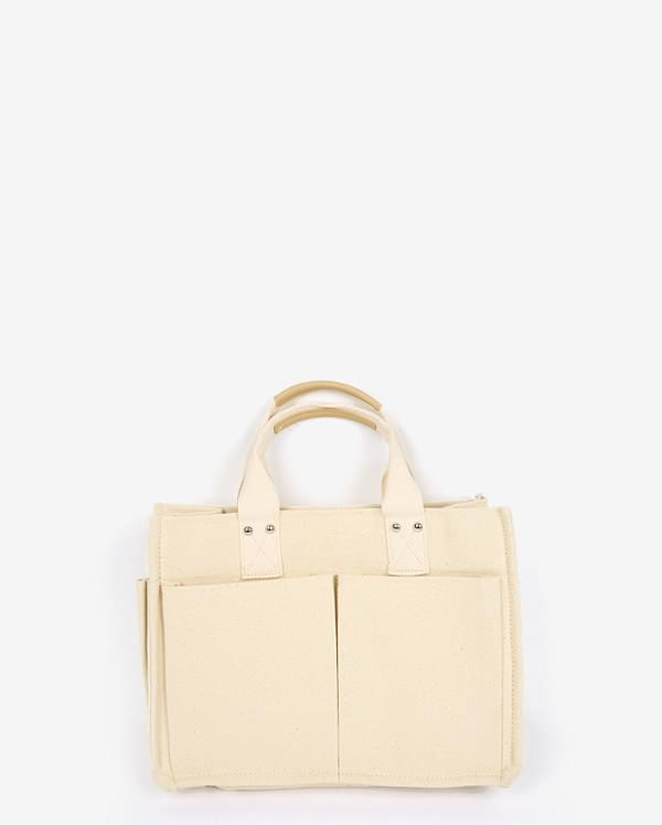 urban square eco tote bag