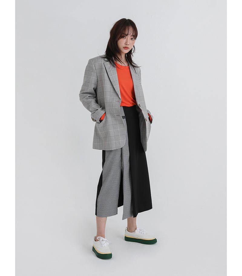 pole check standard jacket