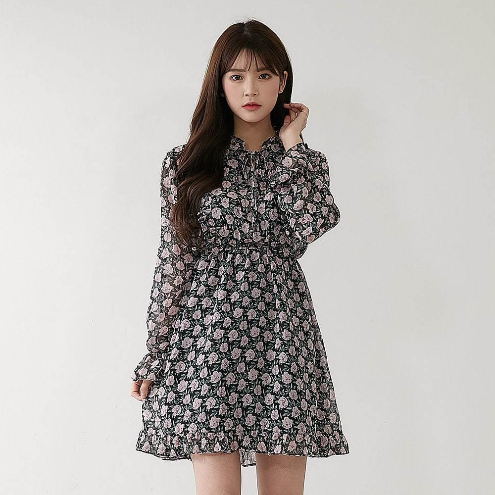 Thumbnail Flower Dress
