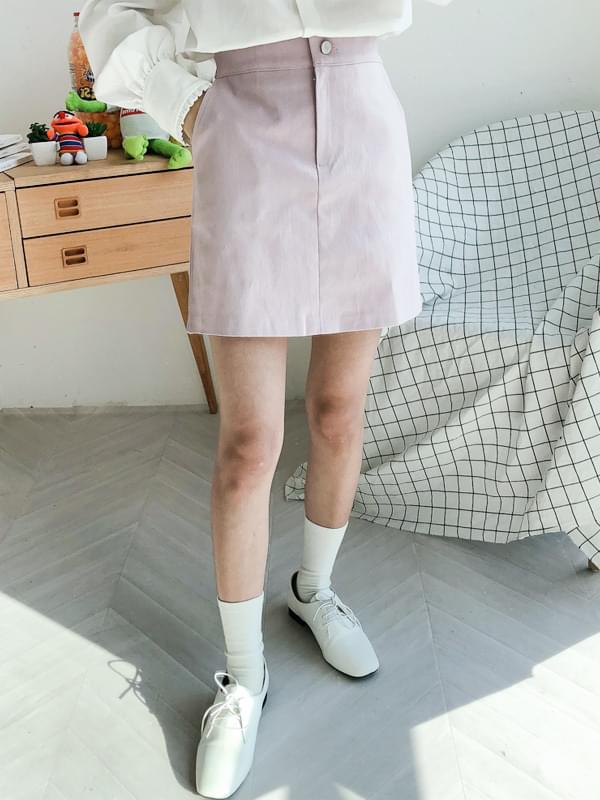 Cookie Cotton Skirt