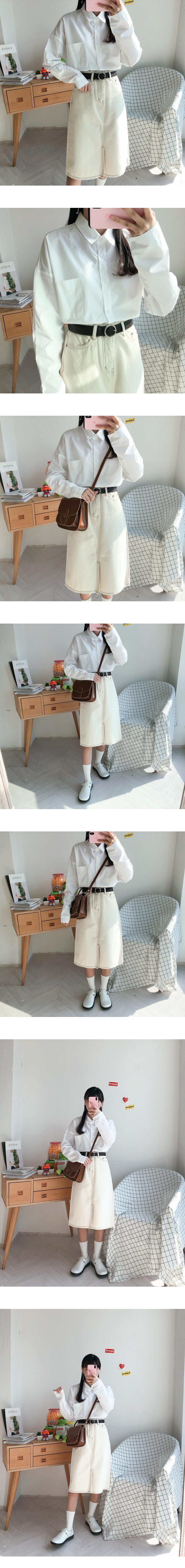 Dayday Midi Skirt