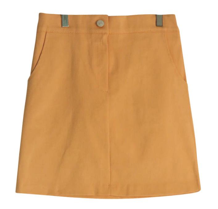 Cookie Cotton Skirt