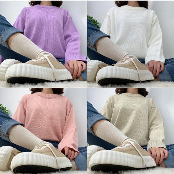 Merinning Round Knit