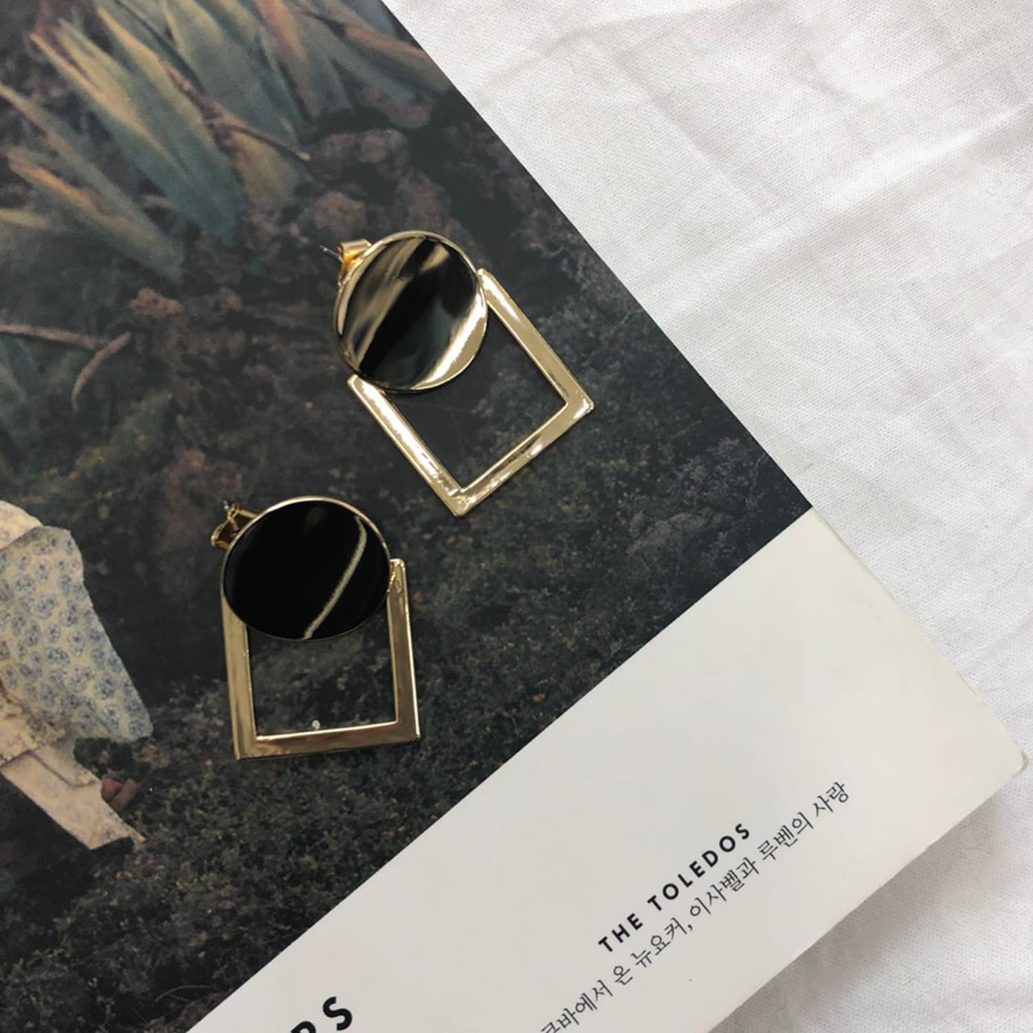 Moderne's Earrings