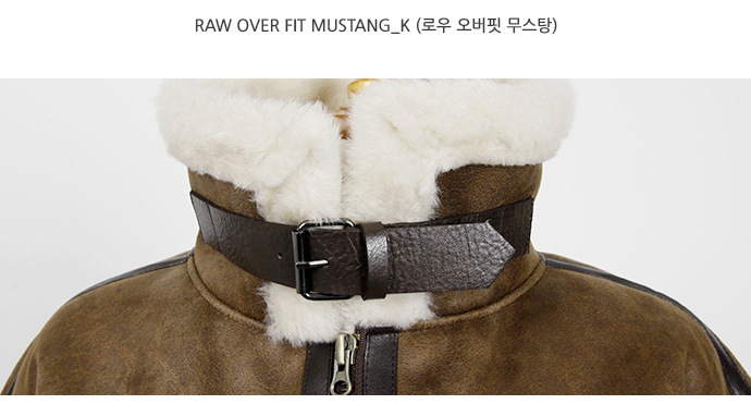 Raw over fit mustang_K