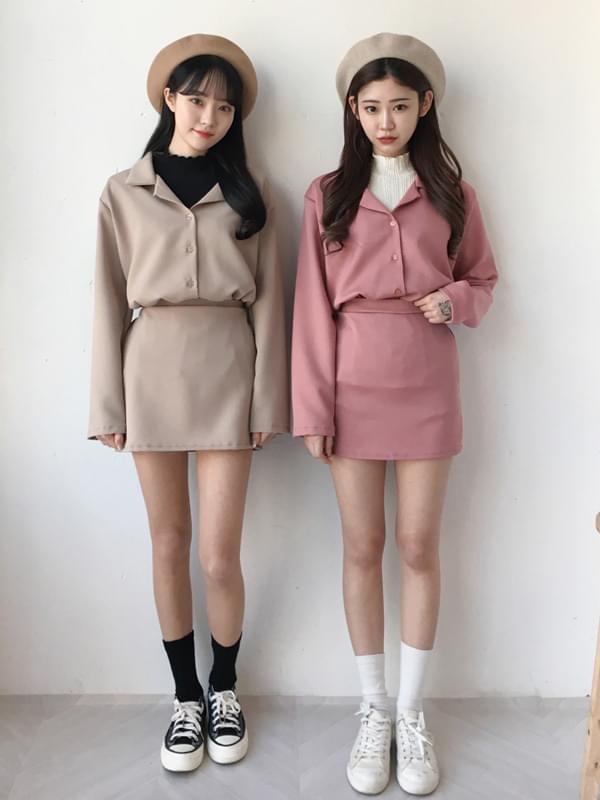 Rina mini skirt