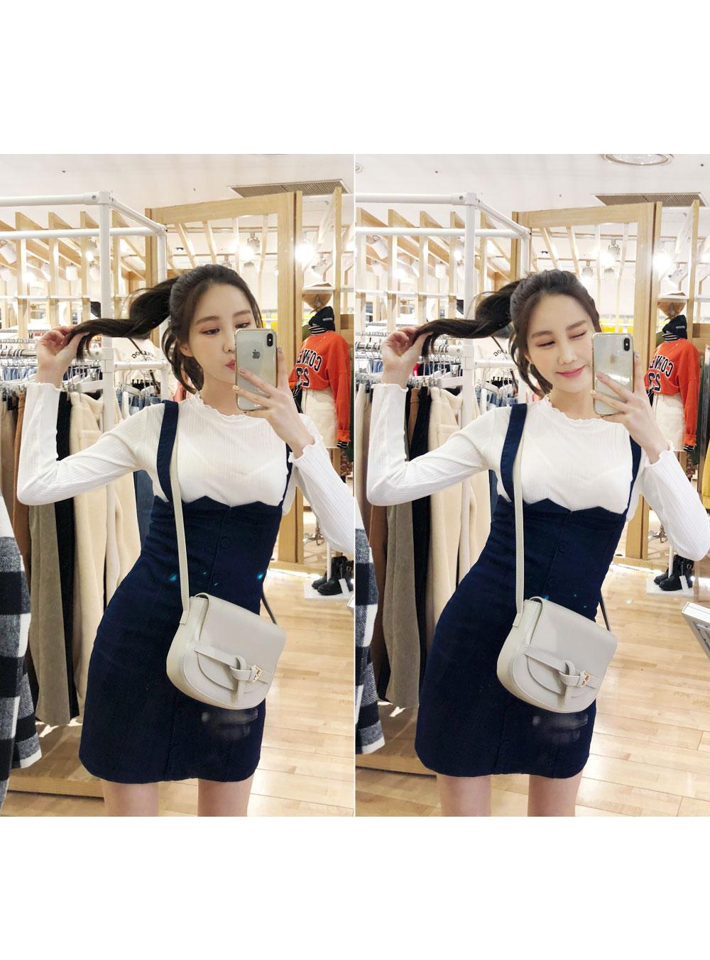 Blue Lady Dress