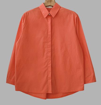 자체제작/PBP. 고밀도 히든셔츠 (바이오워싱/60수)