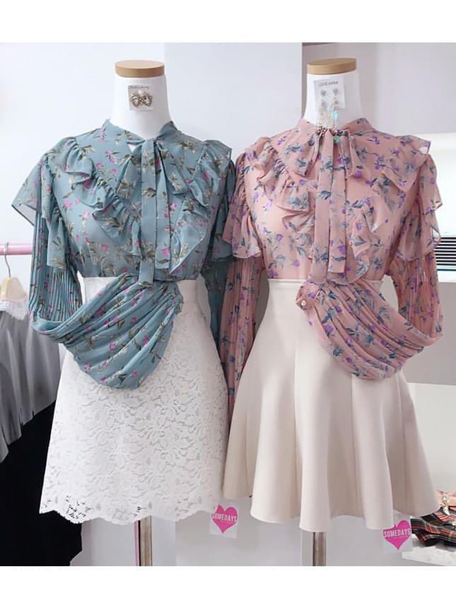 Wrinkle flower bl_bang store