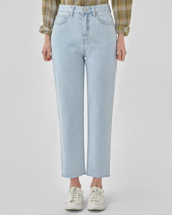 code light color denim pants (s, m, l)