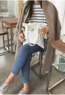 Stylish Casual Stripe Tee