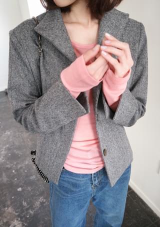 adorable petit silhouette jacket