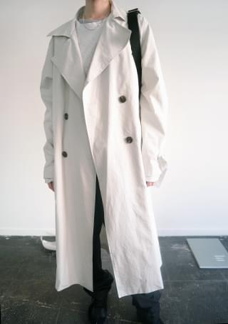 standard fit trench coat