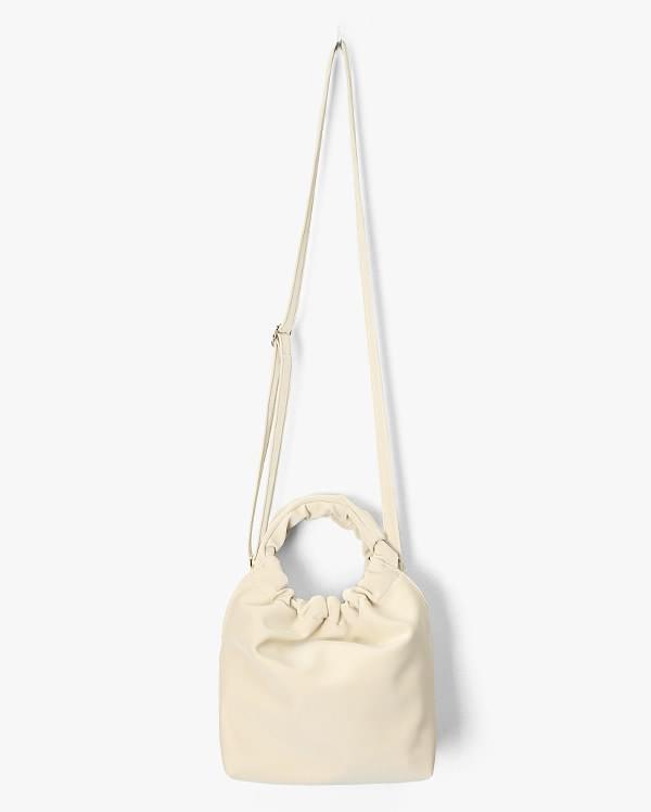 ring handle shine bag