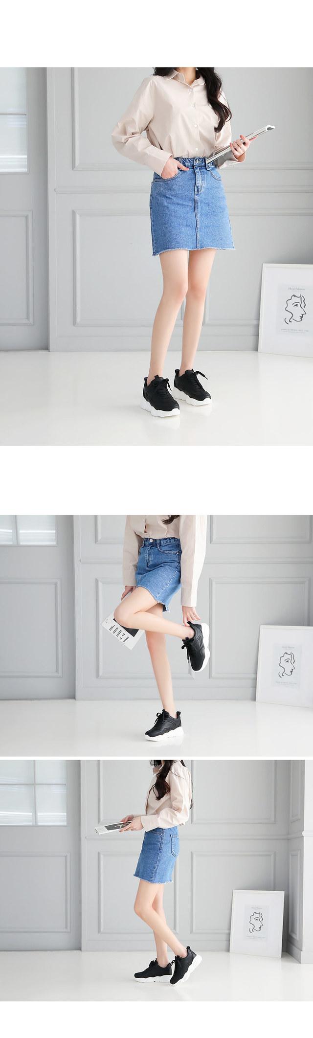 Bear sneakers 5cm