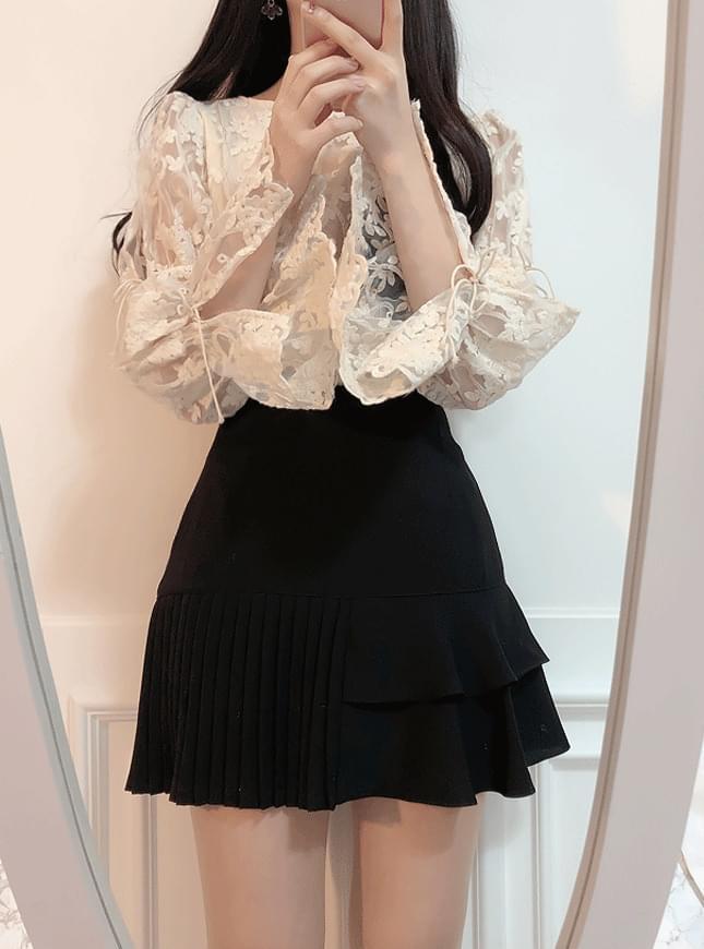 Meijan mini skirt pants