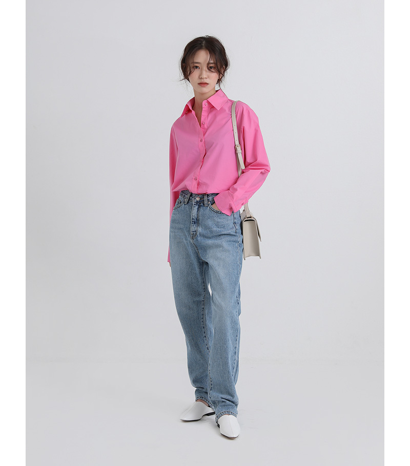 why not loose straight jeans