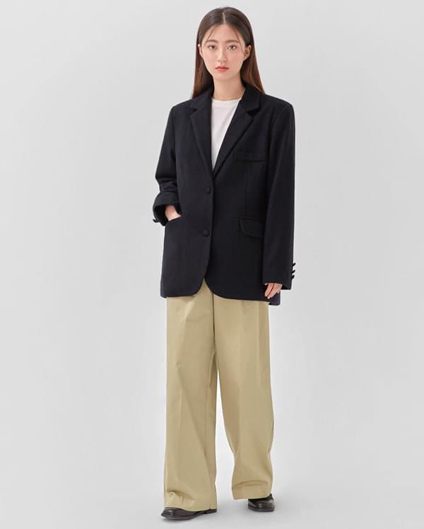 benefit wool jacket