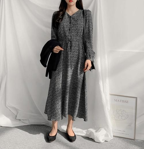 Hay Plunge Dress