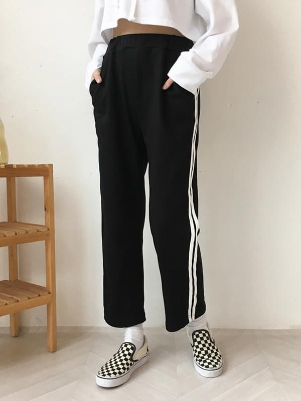 Two-Line Training Pants