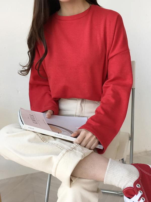 Judy Color Long Sleeve Polo Shirt
