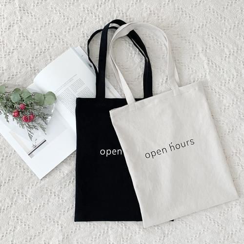 Open Daily Eco Bag