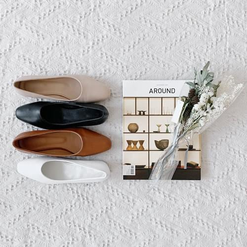 Cafe Simple Flat Shoes